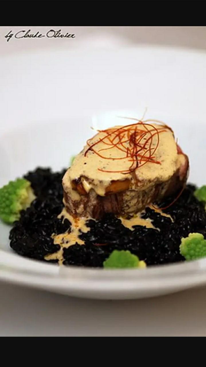 Recette filet de Bœuf ANGUS au foie gras